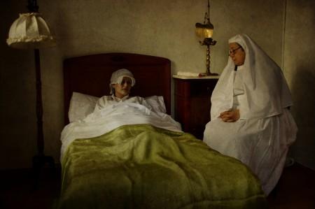 La malalta. The Sick Woman.