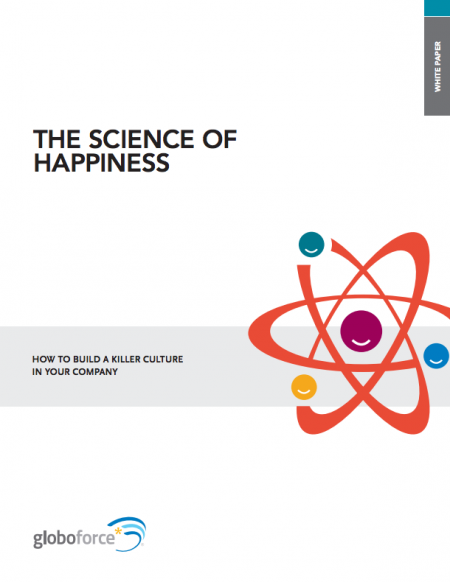 The science of happiness. How to Build A killer culture in your company.