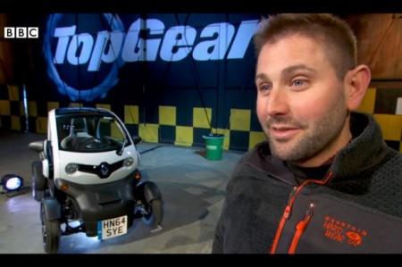 Oisin Tymon, Top Gear producer