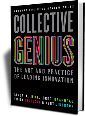 collective genius Collective Creativity in the Workplace [Video]