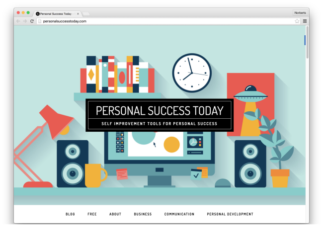 The 35 best blogs in productivity to read in 2016 Personal Success Today - Self Improvement Tools For Personal Success