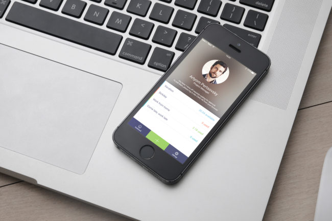 cakehr android ios app free software hr human resources absence employee leave time off