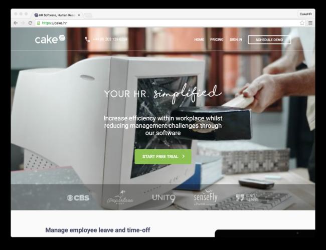 Best Business Apps in HR cakehr