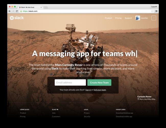 Best Business Apps in Communication slack