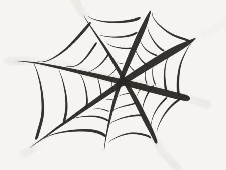 spider web game team building game