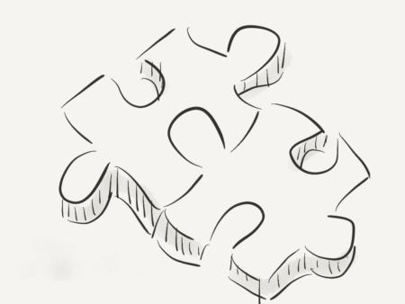 puzzle team building game