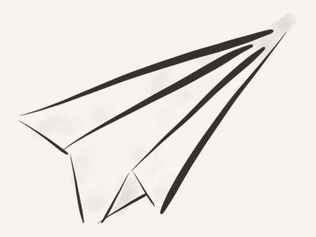 paper plane contest team building game