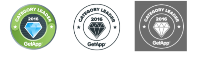 Category Leader badges