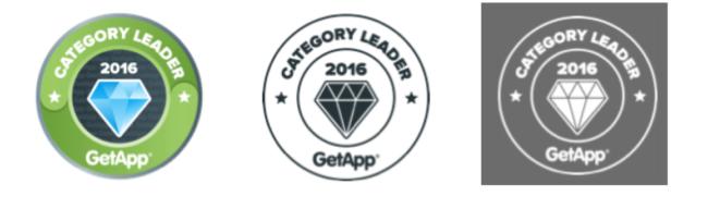 Category Leader badges
