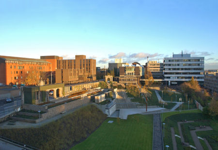 strathclyde university human resources
