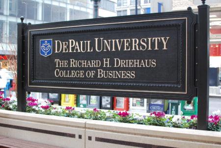 depaul university human resources