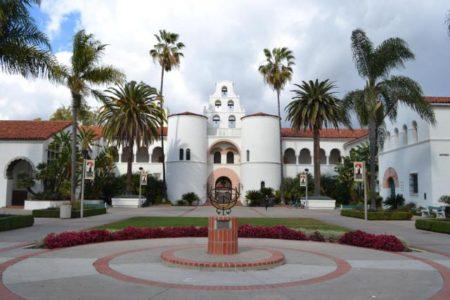 San Diego State hr university