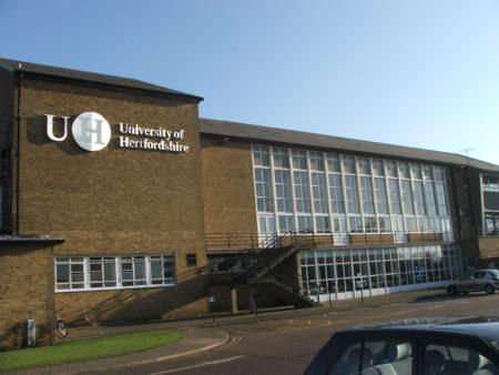 hertfordshire university hr