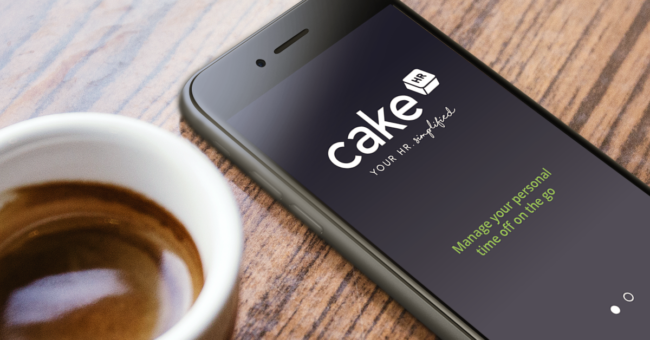 hr management software cakehr mobile app employee self service