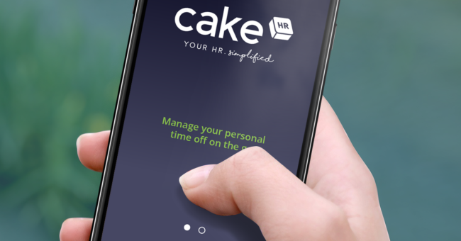 cakehr mobile app ios android hr software