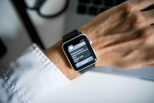 mobile hr cakehr apple watch