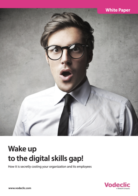 Wake up to the digital skills gap!