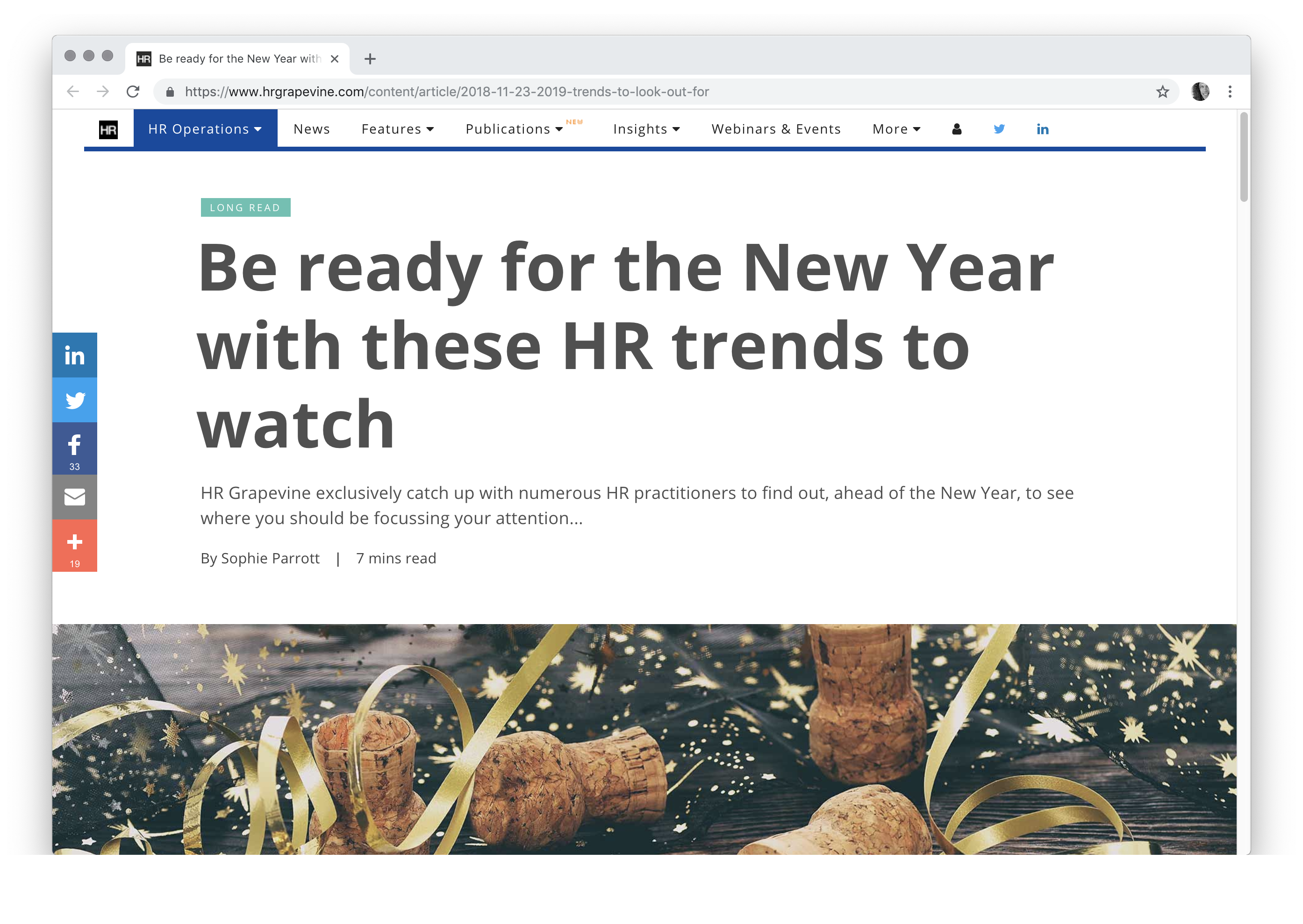 Be ready for the New Year with these HR trends to watch cakehr