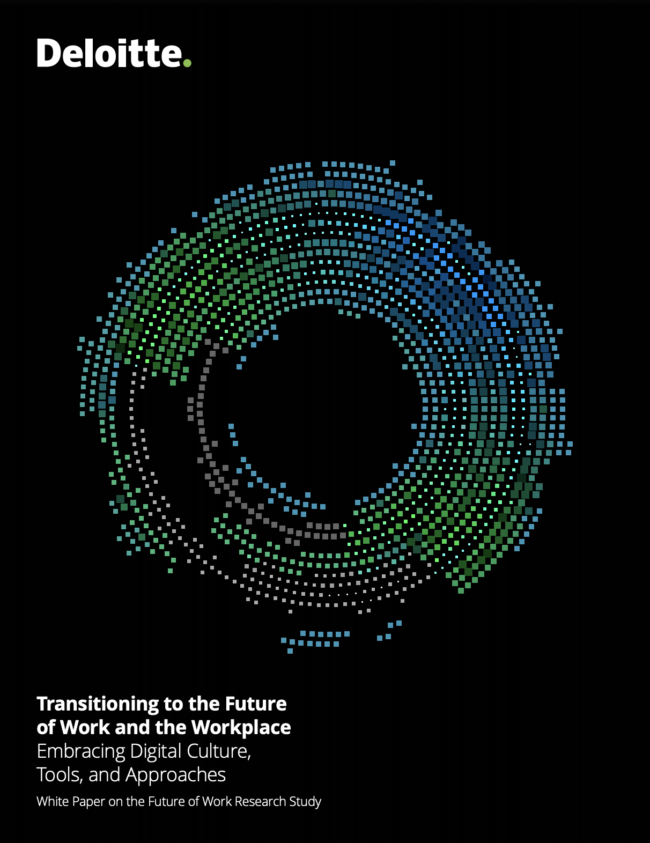 Transitioning to the Future of Work and the Workplace Embracing Digital Culture, Tools, and Approaches