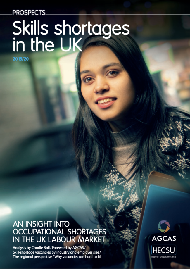 Download the full report Skills shortages in the UK 2019/20